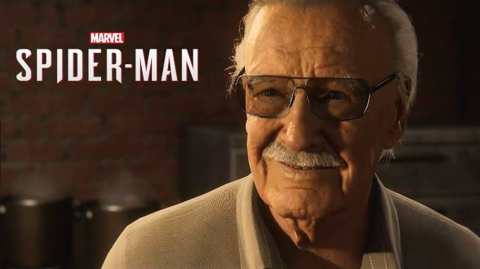 Spider-Man: Into The Spider-Verse Stan Lee Cameos