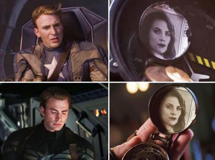 Avengers: Endgame Writers Captain America