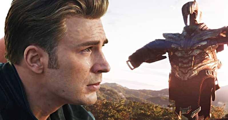 Avengers: Endgame Theory Captain America