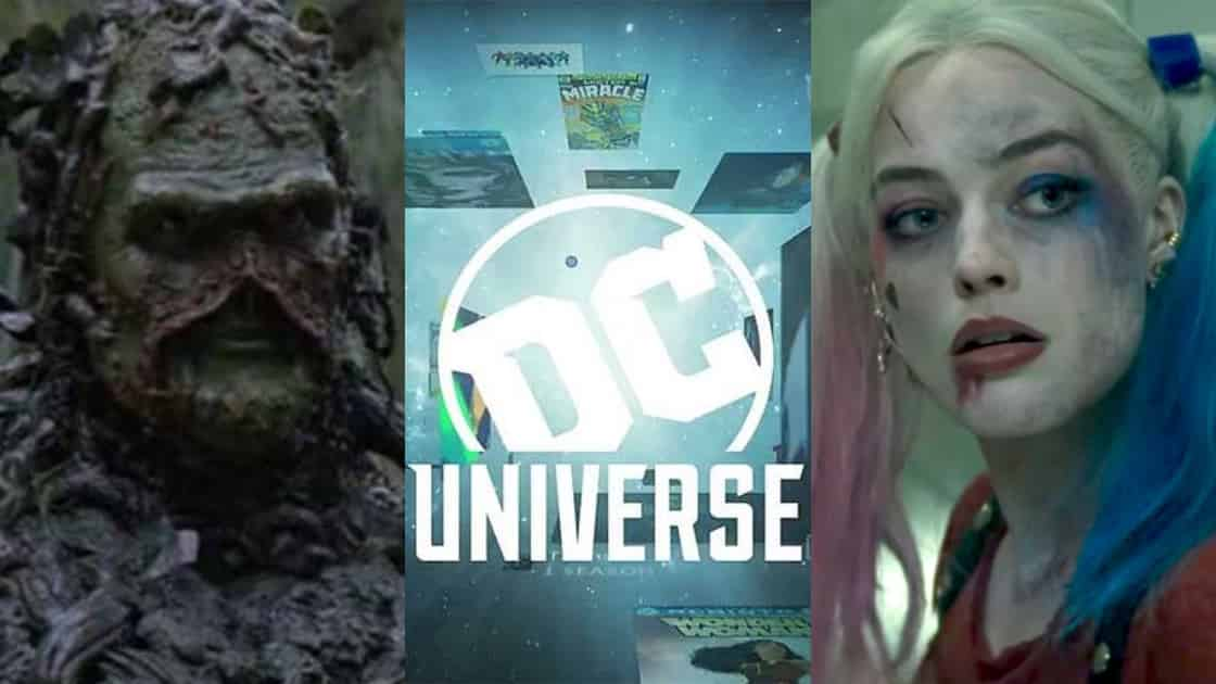 Photo of DC Universe Shares Release Calendar For Swamp Thing, Harley Quinn, Doom Patrol And More