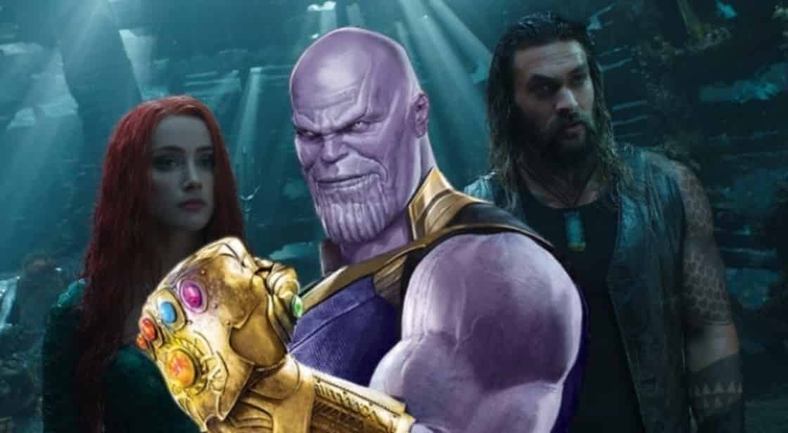 Photo of Thanos Takes All The Credit For The Huge Success of Aquaman
