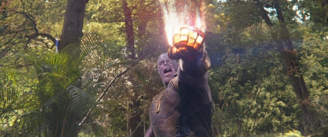 Avengers: Infinity War Theory Thanos