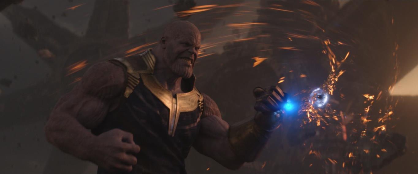 Avengers: Endgame Trailer Benatar
