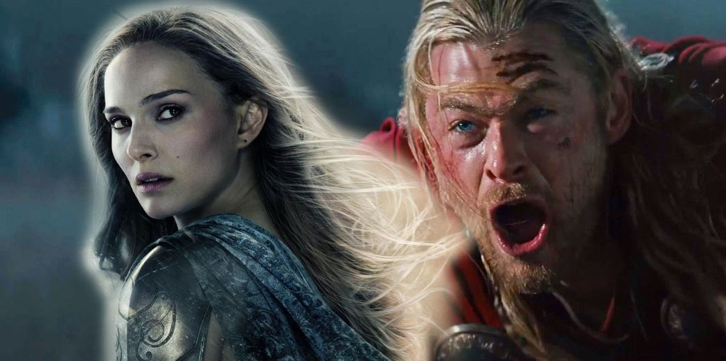 Photo of Thor 2 Deleted Scene Shows Jane & Thor Breaking Up