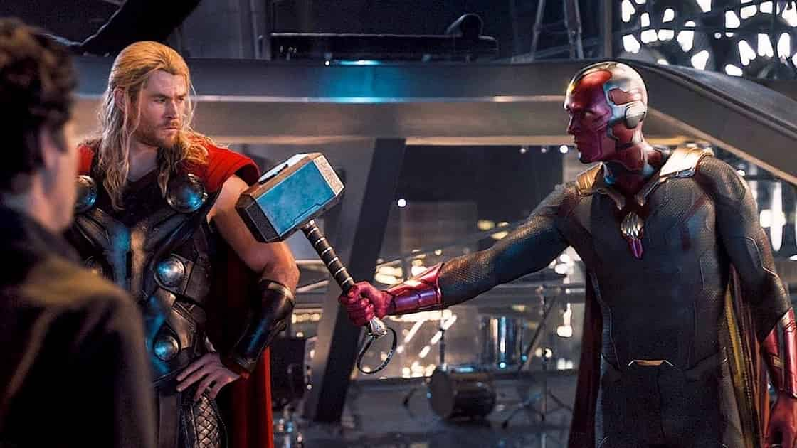 Photo of Avengers: Endgame Gives Us Proof Why Vision Isn't Actually Worthy