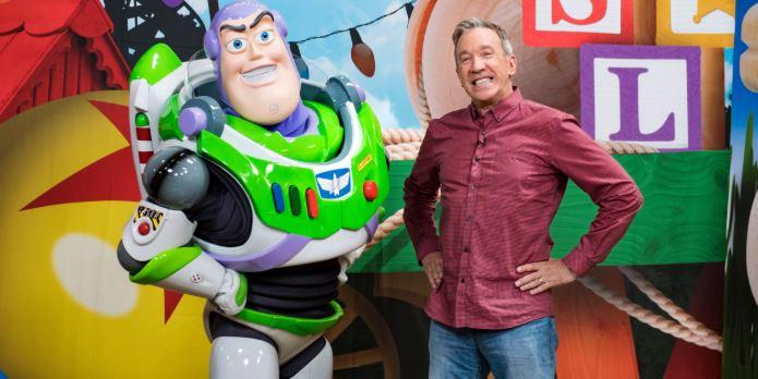 Keanu Reeves Toy Story 4