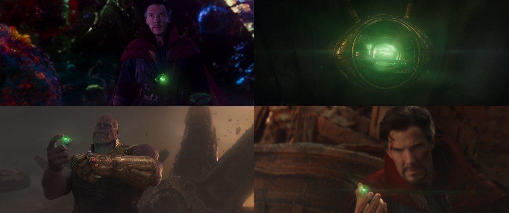 Avengers: Endgame Theory Time Stone Tony Stark