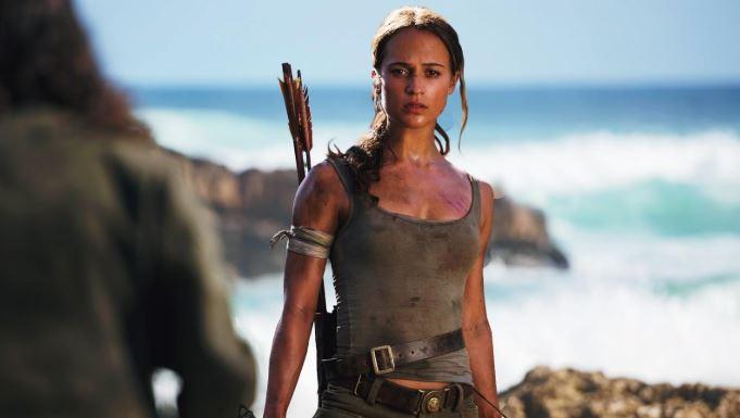 Tomb Raider Sequel Alicia Vikander