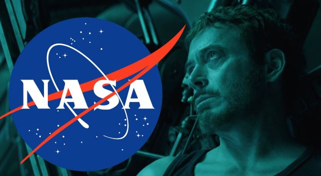 Avengers: Endgame Tony Stark NASA Marvel
