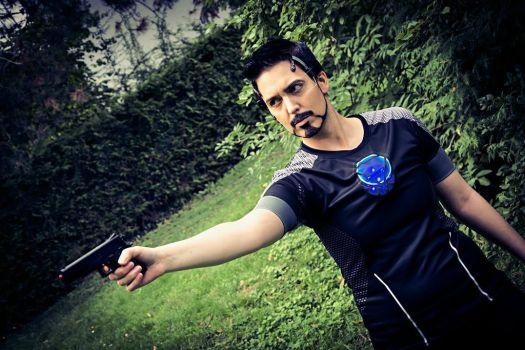 Tony Stark Cosplays