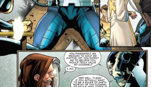 Marvel X-Men Comic
