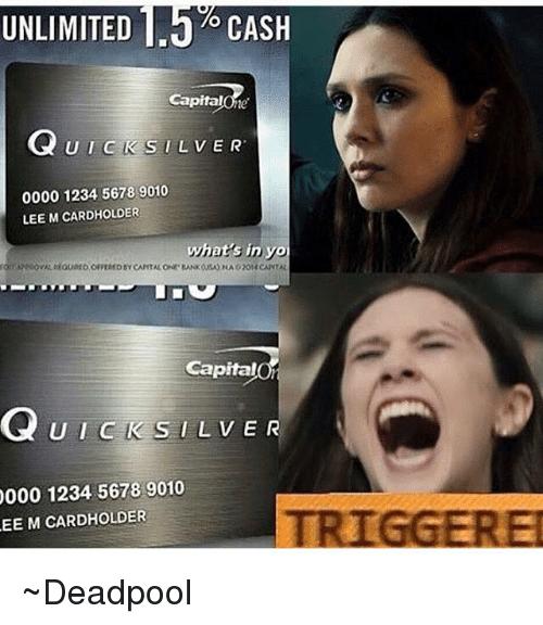 Quicksilver Memes