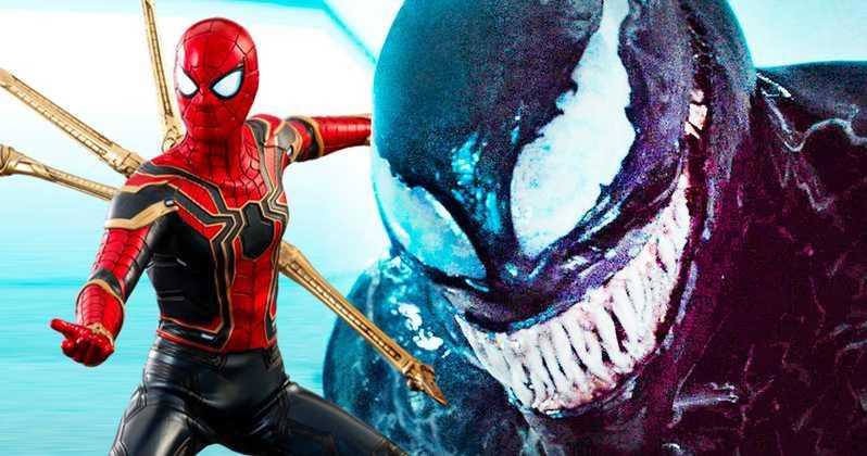 Venom 2 Spider-Man