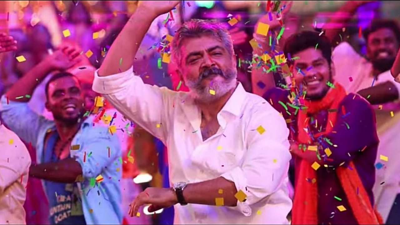 Viswasam Single Track Mp3 Download