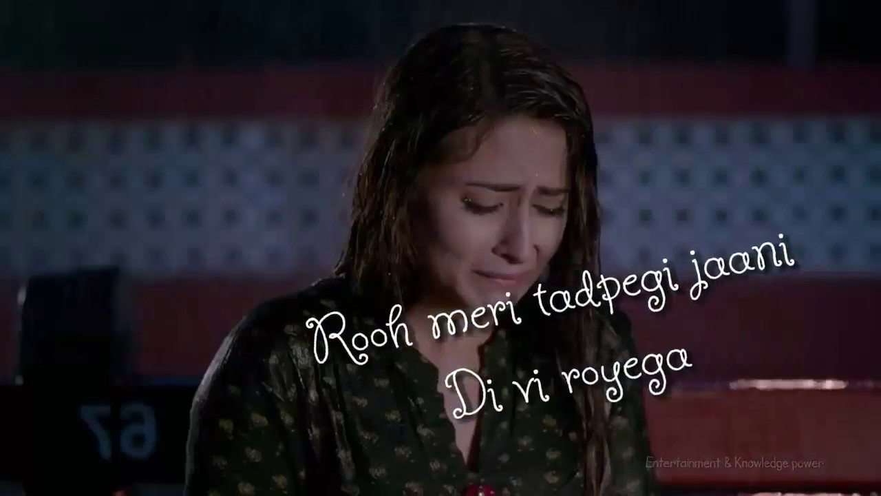Photo of Ruh Meri Tadpegi Mp3 Song Download in High Definition (HD)