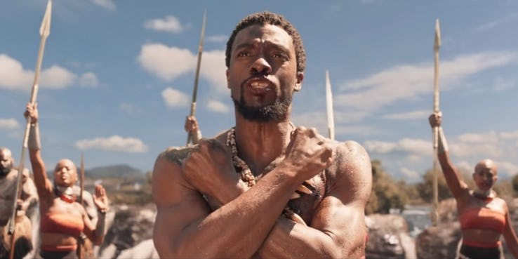 Black Panther The Best Picture Oscars Fandango