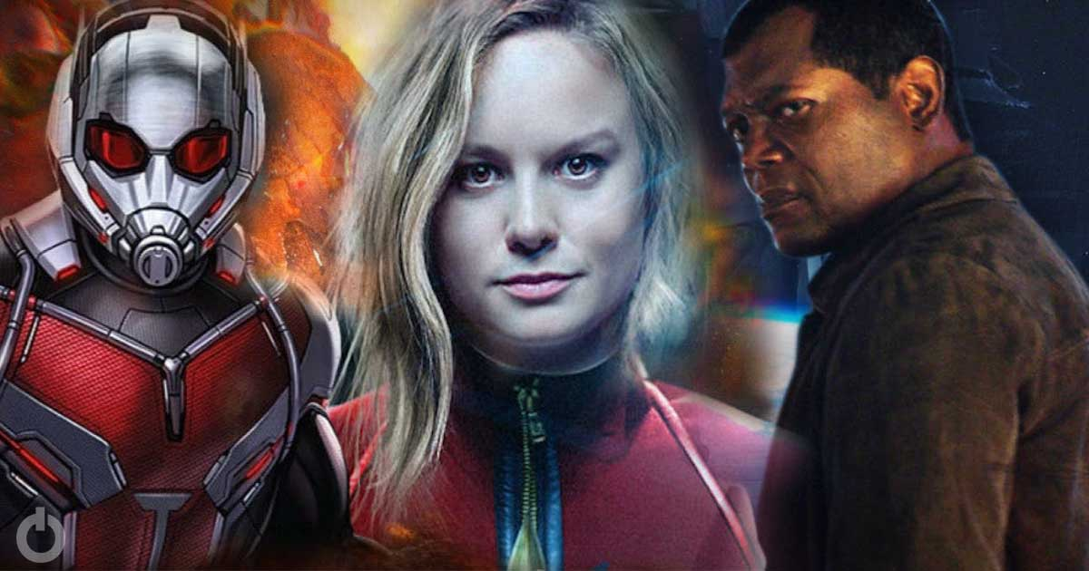 Photo of MCU's Captain Marvel Can Time Travel According to Samuel L. Jackson