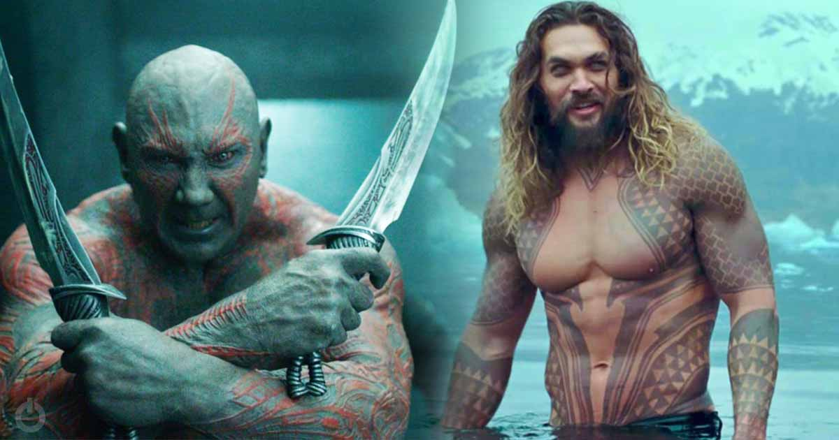 Photo of Marvel Concept Art Reveals Jason Momoa as Guardian of the Galaxy's Drax