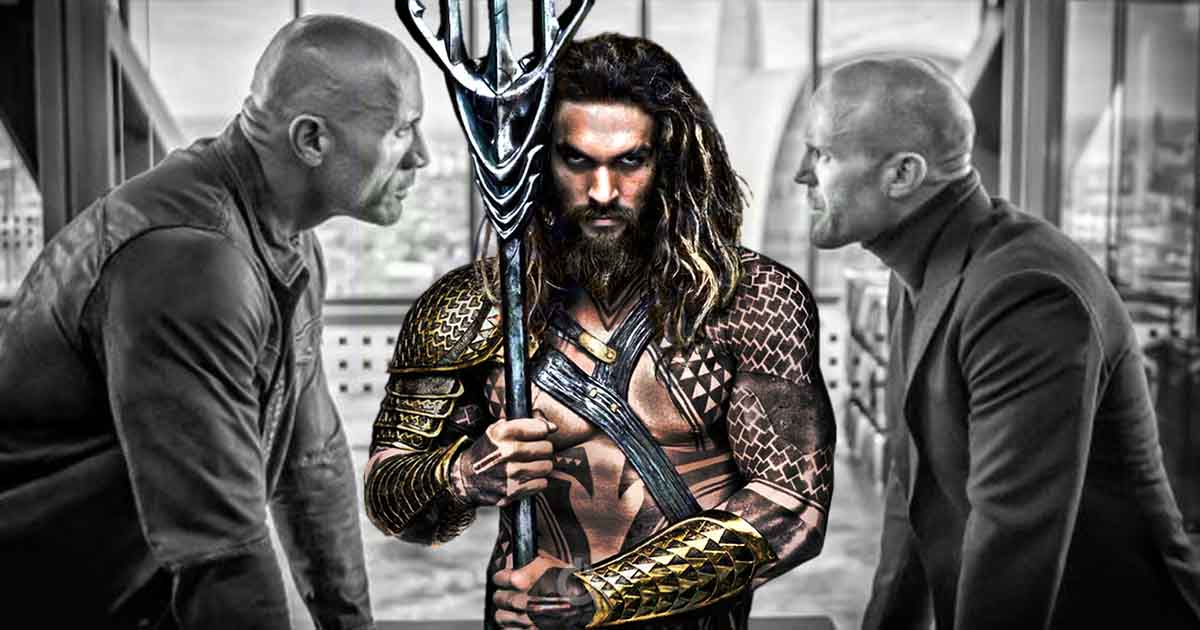 Fast & Furious Aquaman Jason Momoa The Rock