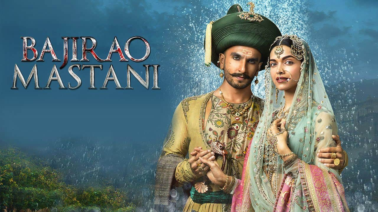 Bajirao Mastani Full Movie Download 720P