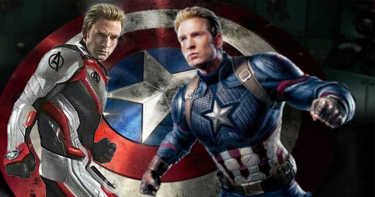 Photo of Avengers: Endgame – Closest Look to Captain America's Quantum Realm Suit Revealed