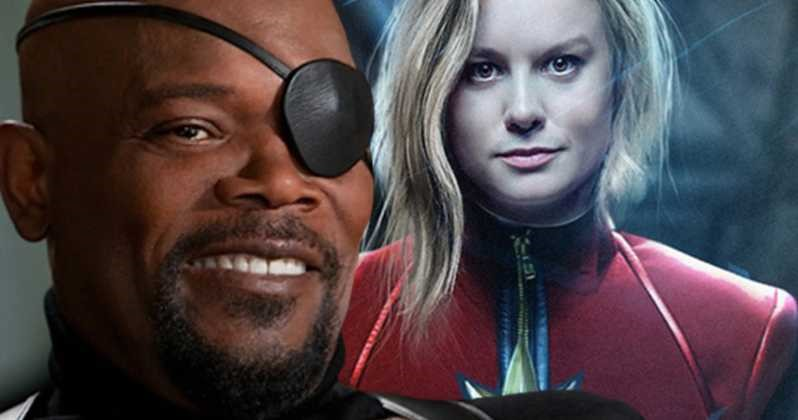 Photo of Captain Marvel aka Brie Larson's Celebration Photo With Samuel L. Jackson & Spike Lee Goes Viral