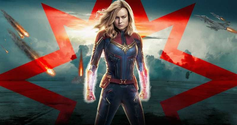 Captain Marvel Avengers Initiative