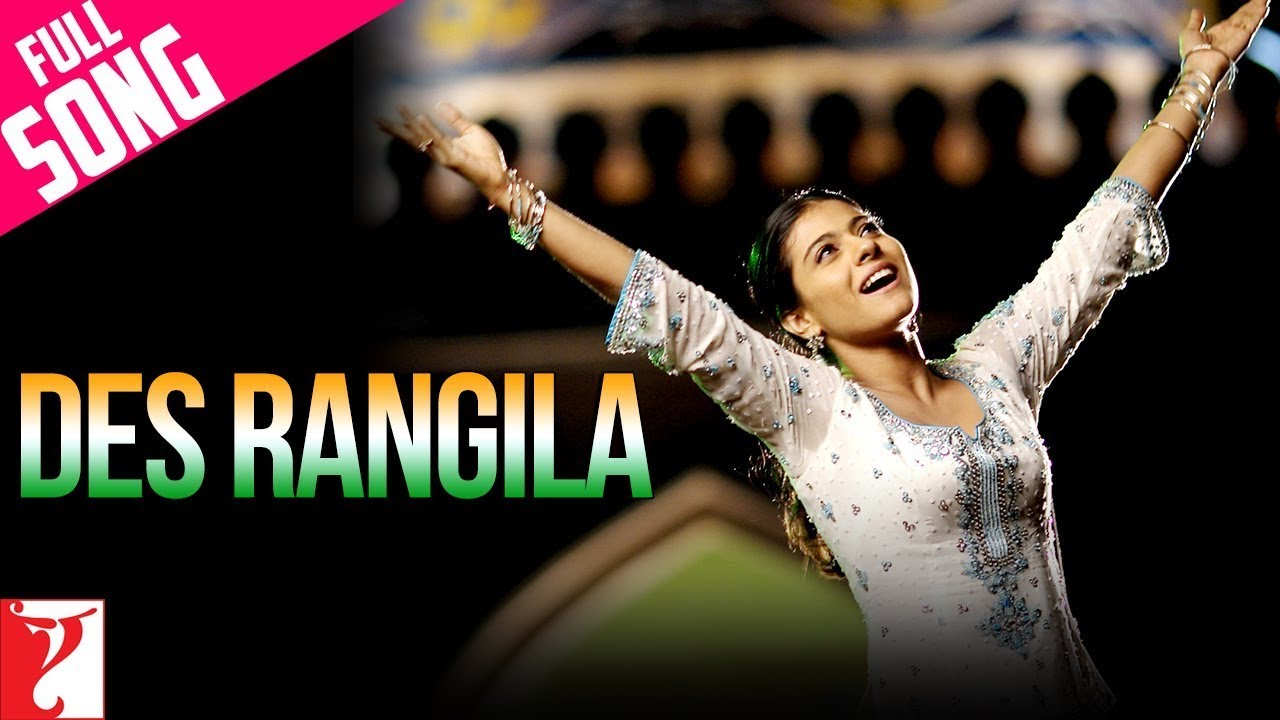 Photo of Desh Rangila Mp3 Song Download | Mahalaxmi Iyer | Fanaa