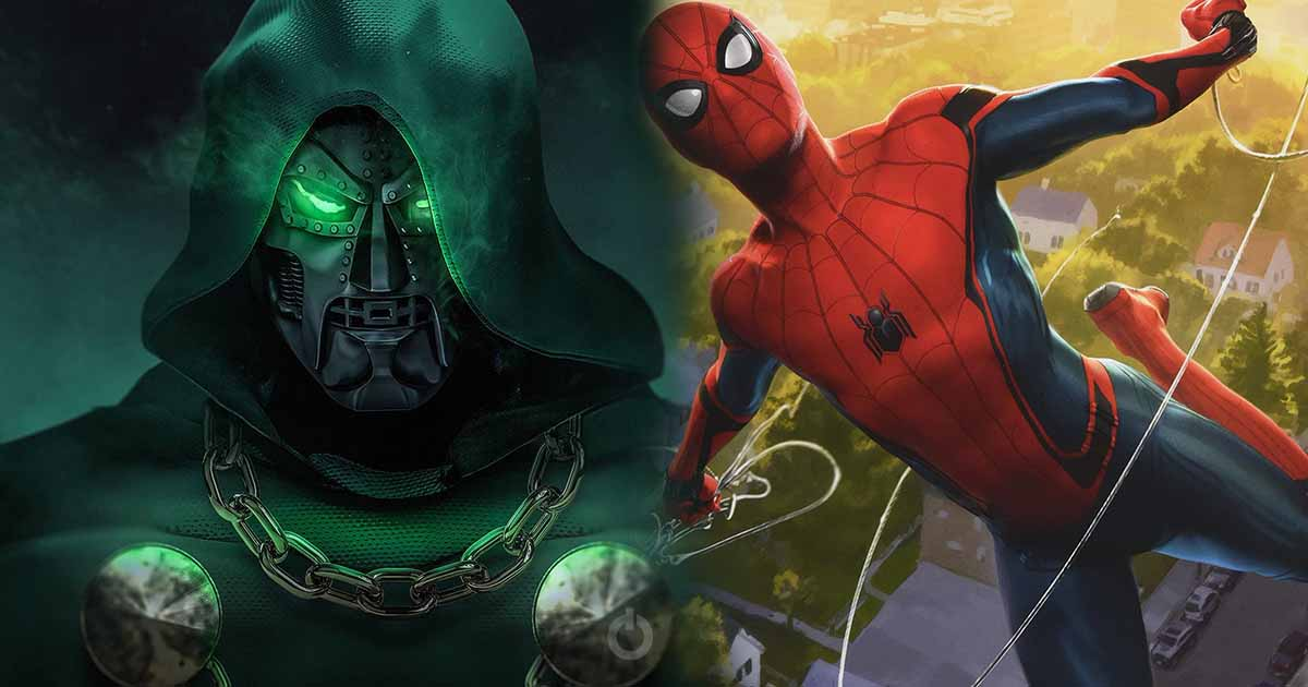 Photo of New Spider-Man: Far From Home Theory Teases The Doctor Doom Connection