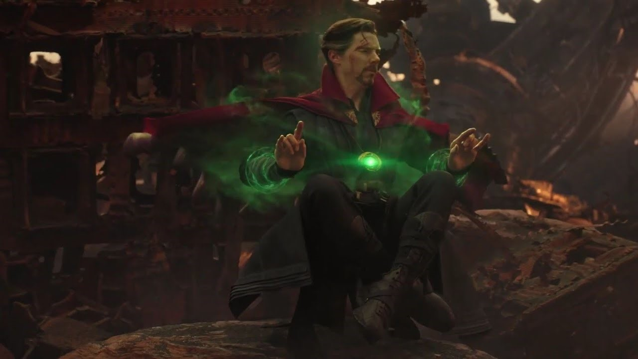 Doctor Strange 2 – Infinity War Blew Strange's Mind