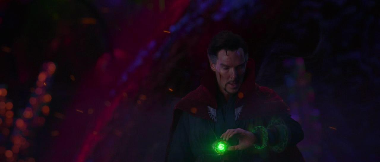 Doctor Strange Multiple Time Loops Titan