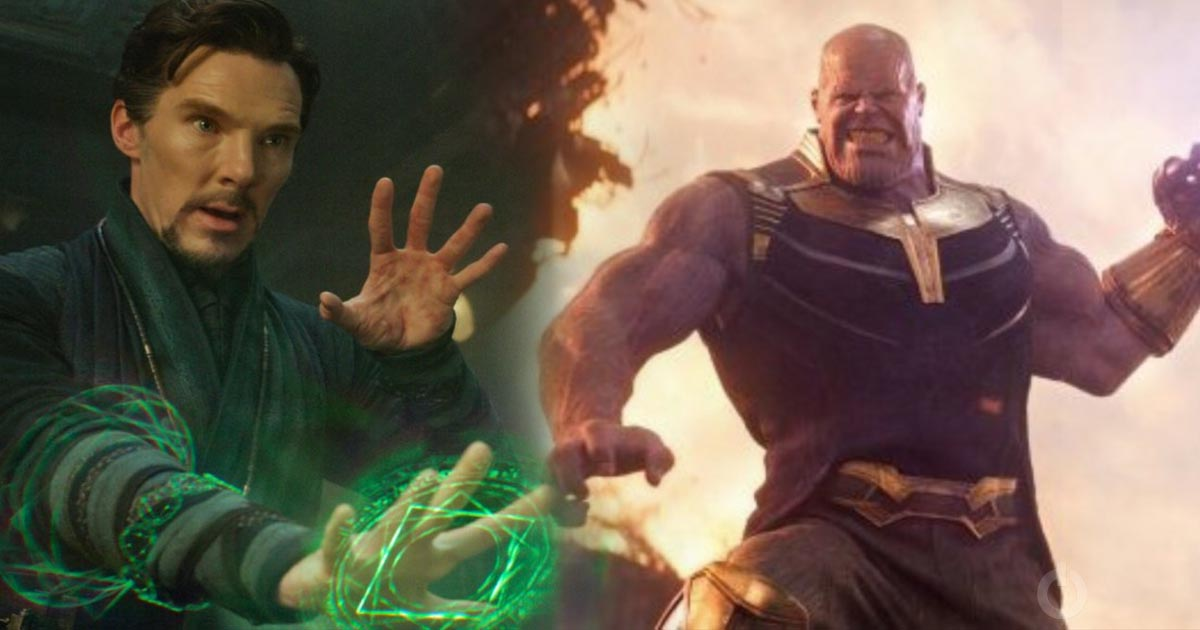 Photo of A Resurfaced Doctor Strange Interview Supports The Avengers: Endgame Time Loop Theory