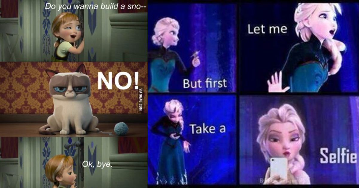 Photo of 25 Funniest Frozen Memes That Will Make You Laugh Uncontrollably