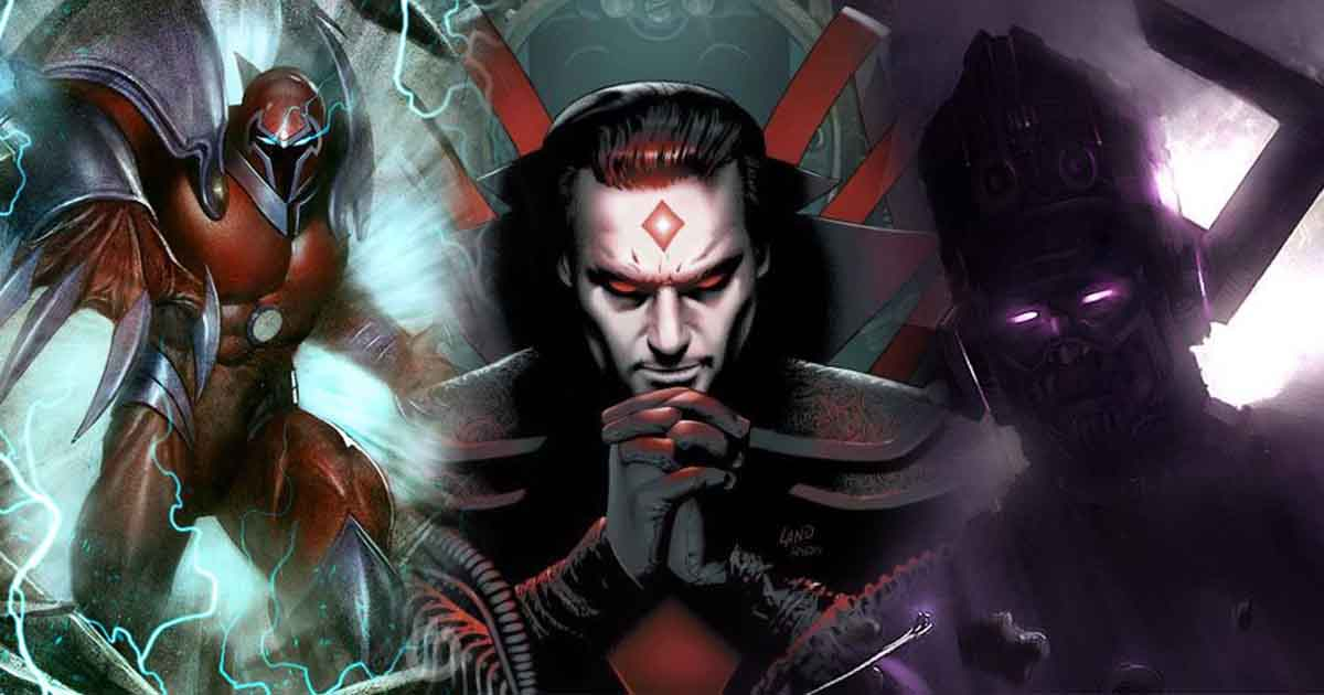 X-Men Marvel-Fox Villains MCU