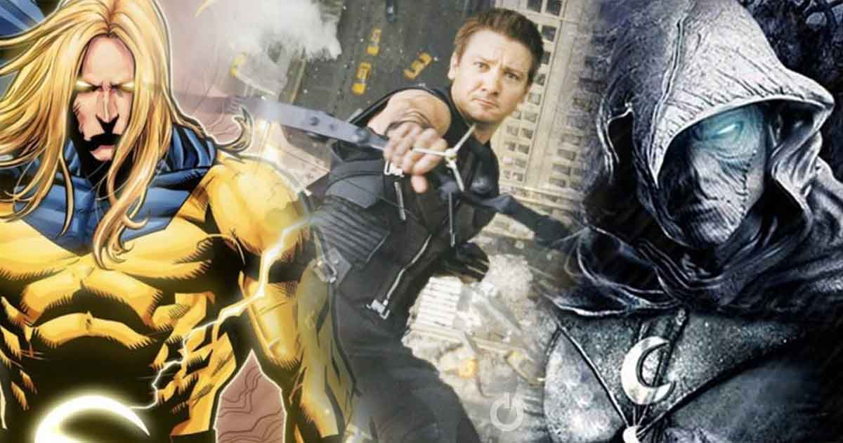 Photo of New Rumors Suggest Possibilities of Hawkeye, Moon Knight & More TV Series on Disney+