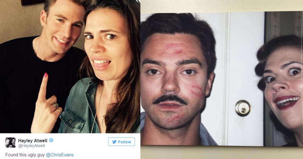 Photo of 25 Times Hayley Atwell Proved That She Is The Funniest of All In Real Life
