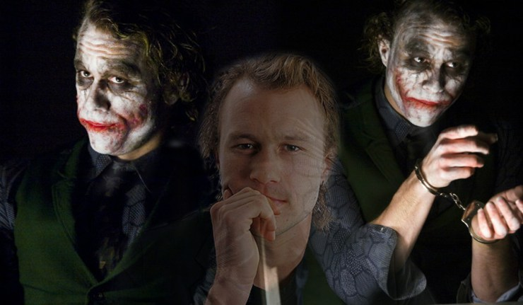 Joker Heath Ledger Netflix