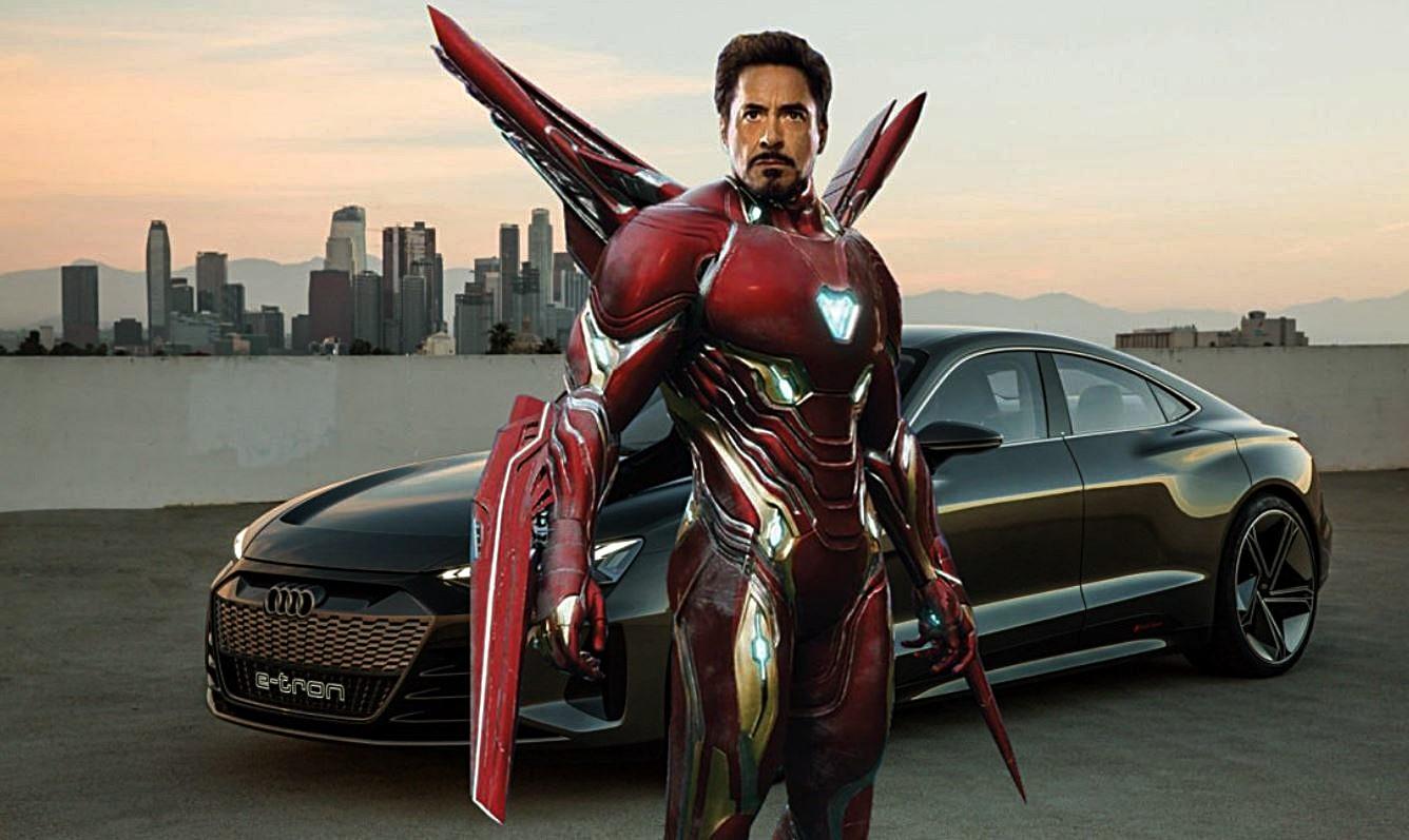 Avengers: Endgame- Tony Stark Audi Spoiled