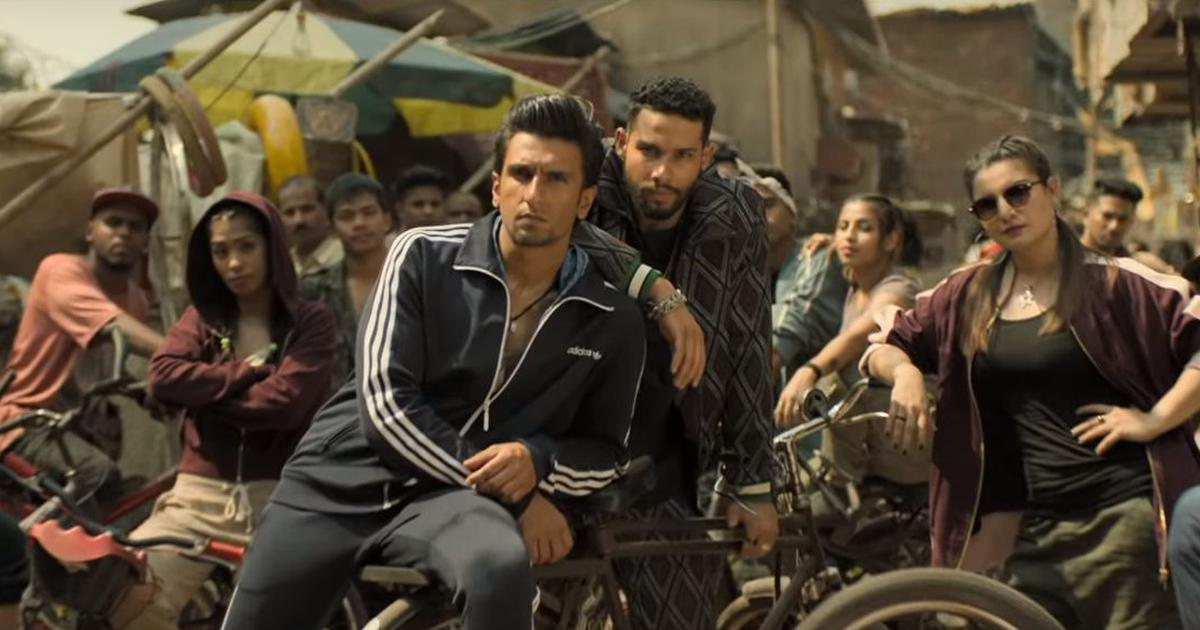 Kab se kab tak gully boy lyrics