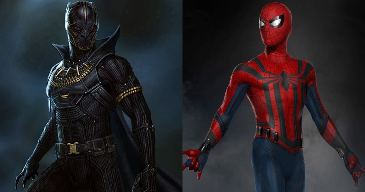 Photo of 27 Fantastic Marvel Concept Art That Will Change Everything