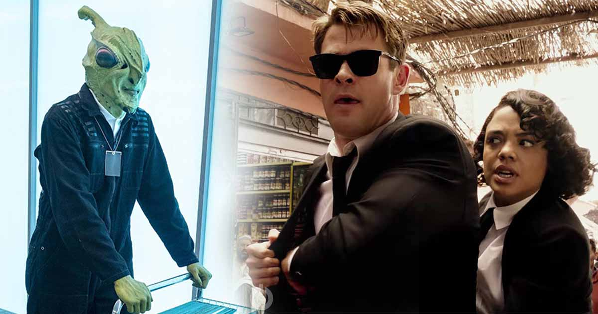 Photo of Men in Black: International – New Photos Show Chris Hemsworth & Funny Aliens