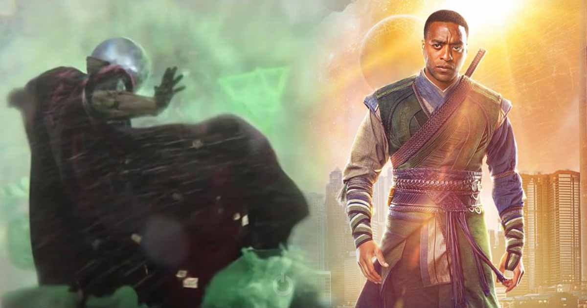 Spider-Man: Far From Home Theory Mordo Mysterio