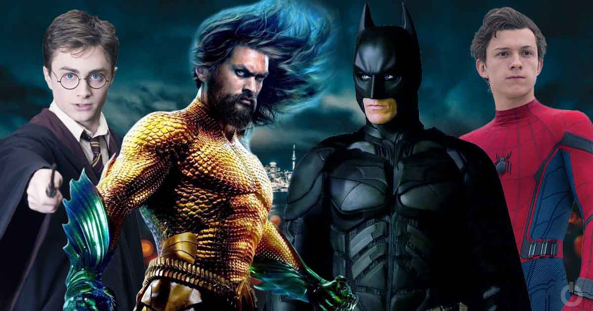 Photo of 10 Movie Franchises That Aquaman Has Beaten at The Box Office