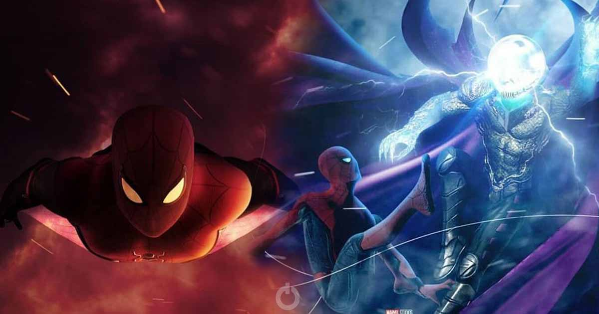 Photo of 25 Spectacular Spider-Man: Far From Home Fan Made Posters