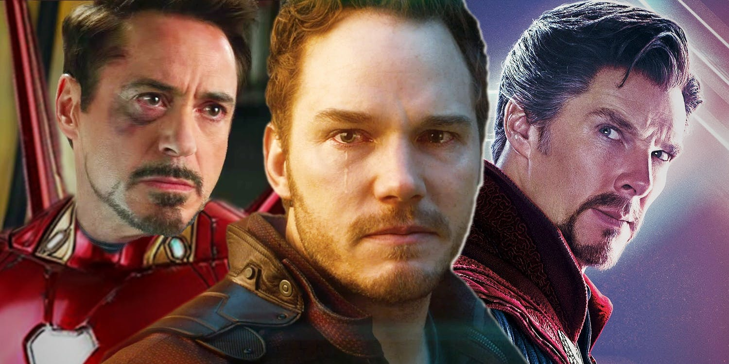 Photo of New Fan Theory Claims That Star-Lord Actually Saved The Avengers In Infinity War