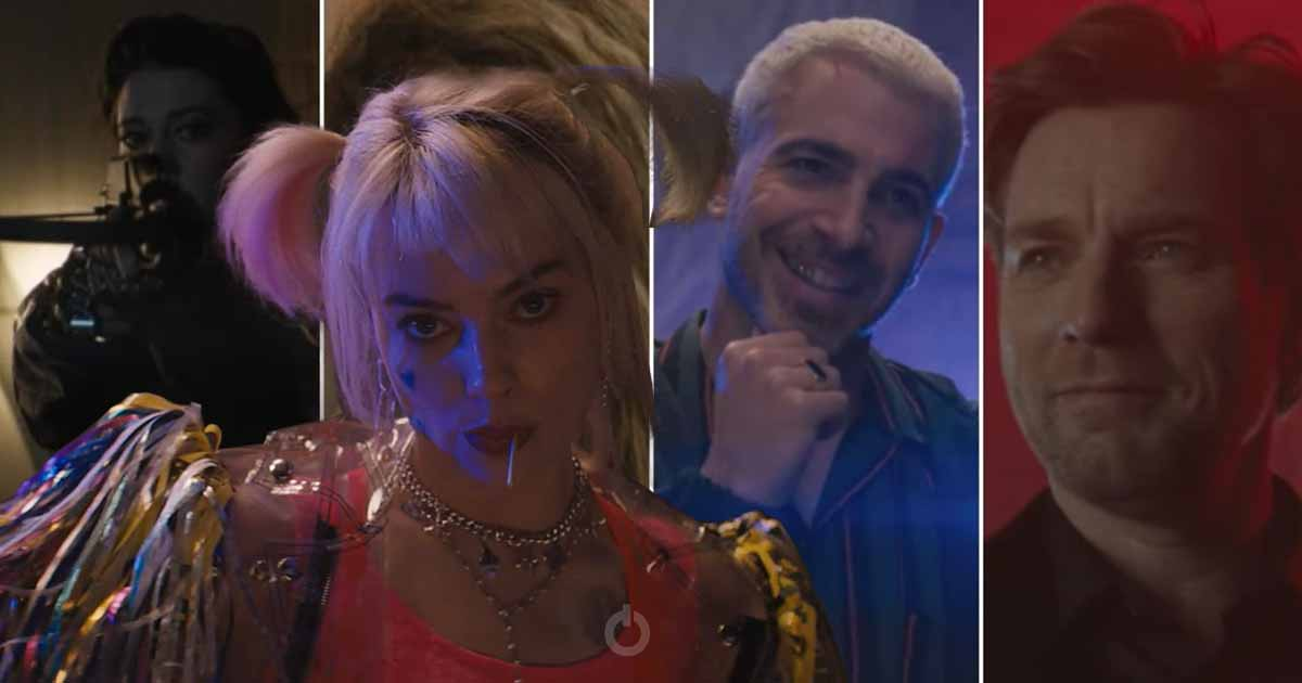 Birds of Prey Set Photos Harley Quinn