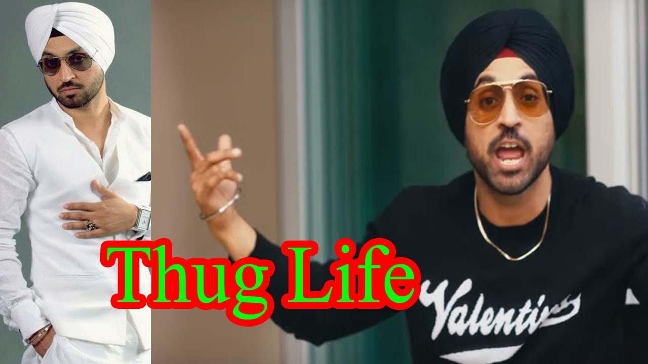 Thug Life Diljit Dosanjh Mp3 Download