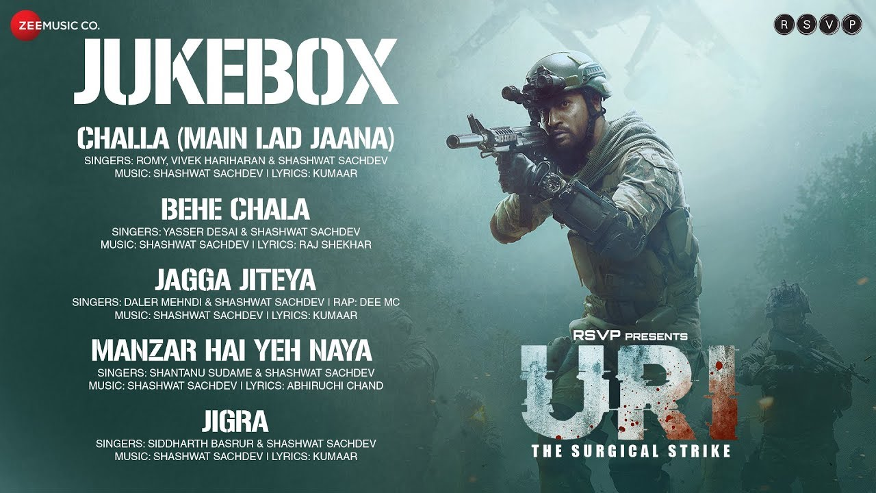 Photo of Uri Movie Songs Download Mp3 320Kbps High Quality (HQ)