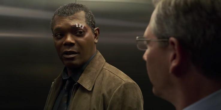 How Nick Fury Lost His Eye