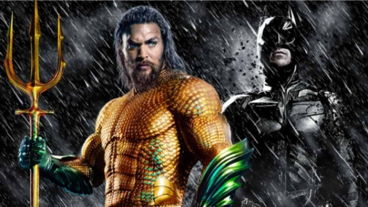 Aquaman Box Office DC Marvel
